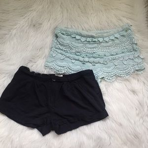 F21 & LOFT Shorts Bundle💙